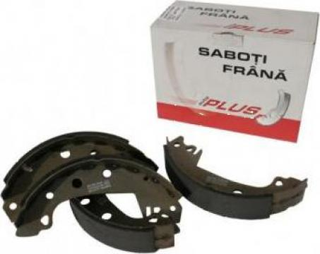 Saboti frana Dacia Break