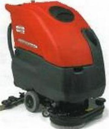 Aparat pentru spalat pardoseli Lavamatic bt 603 de la Tecnowash 2000 Impex S.R.L