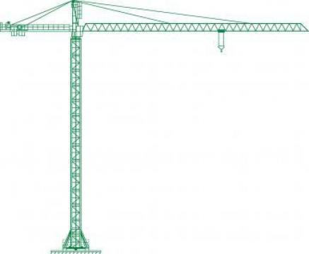 Inchiriere macara turn de la Echipamente Pentru Constructii