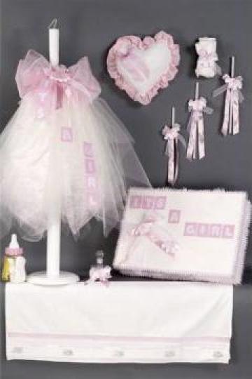 Accesorii nunta si botez de la Sc Decor De Nunta Srl