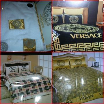 Lenjerii pat Versace, Armani, Burberry, Louis Vuitton