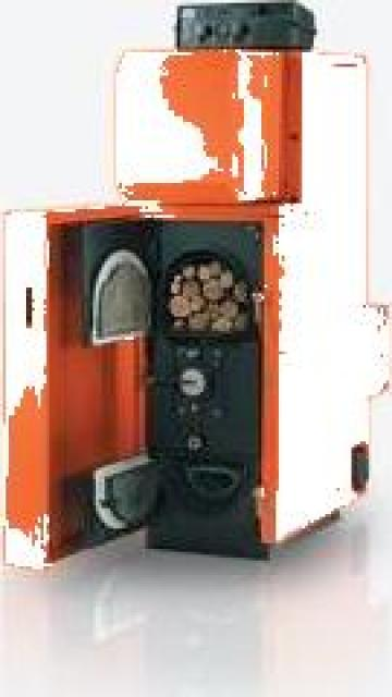 Cazan cu gazeificare si gaz/ motorina - Regovent Combi