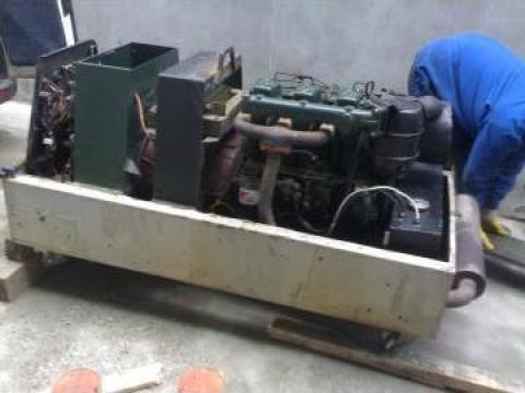 Reparatii generatoare curent si sudura