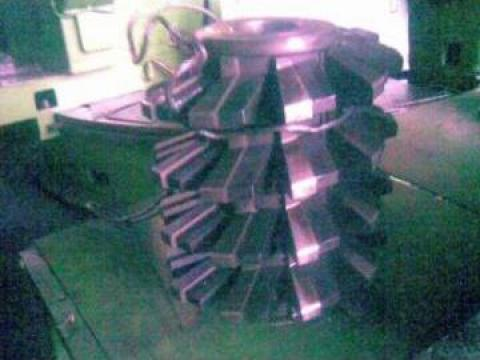 Freze metalice ptr lant