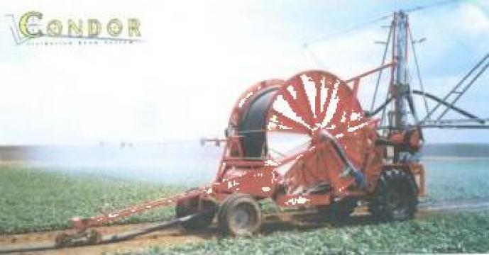 Sistem de irigare autopropulsat Condor