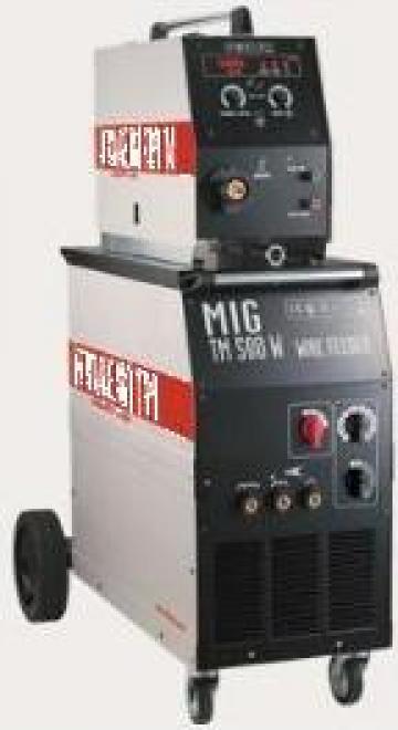 Aparate de sudura TM 500 W de la Sudofim Serv Srl