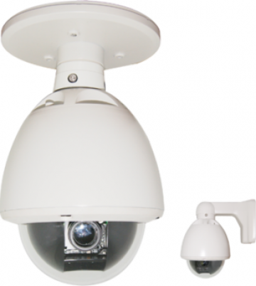 Camera supraveghere speed Dome exterior - 1/3 Sony 700TVL de la Onestore