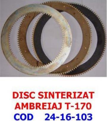 Disc sinterizat ambreiaj lateral S1500