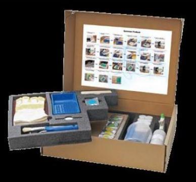 Trusa inscriptionare legenda (PCB silk screening)