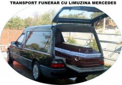 Transport funerar de la Etern Company