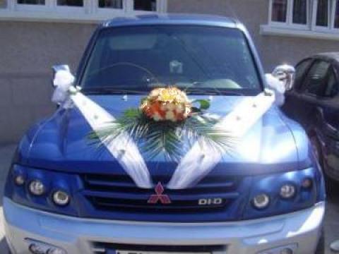 Aranjamente florale pentru nunti, botezuri si ocazii