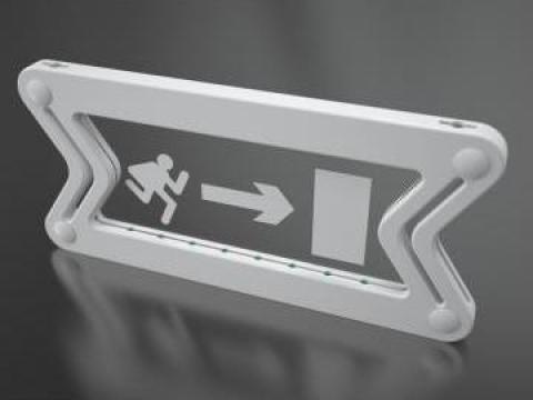 Corp de iluminat de siguranta