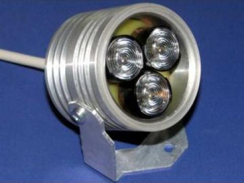 Spot cu LED Silver-3 de la Led Production