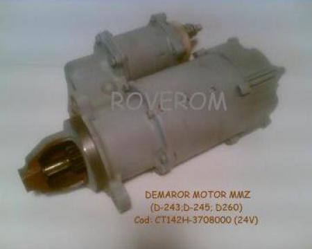 Demaror motor D-260 (24V) ZIL, MAZ, GAZ