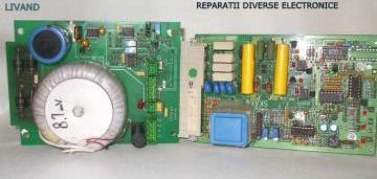Reparatii diverse electronice de la Livand It Srl