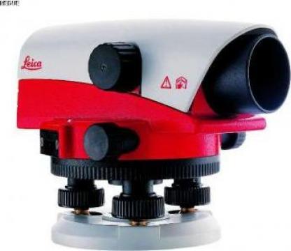 Nivela constructii Leica NA730 de la Anysol Concept Srl