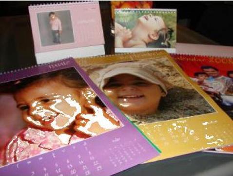 Calendar foto personalizat 2020 de la Sian Image Media Srl