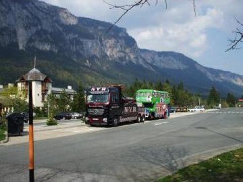 Tractari camioane de la Sc Auto Mili Srl