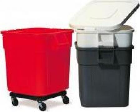 Pubela pentru gunoi selectiv 2800G/W/RD de la Tehnic Clean System