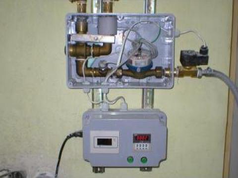 Dozator apa cu mixare apa rece si calda de la Iulipan Srl
