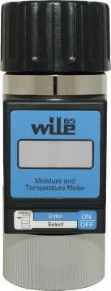Umidometru cereale profesional Wile 65