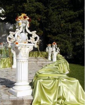 Decor restaurant - nunti de la PFA Asandi Simion
