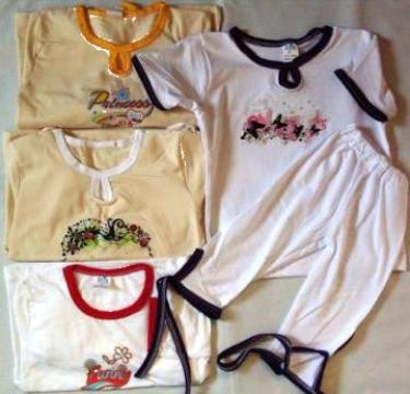 Pijamale copii de la I. I. Serban Tudorita