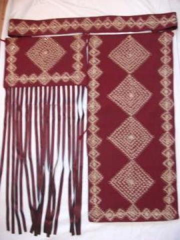 Costum popular, soarte cu brau Banat de la S.c. Myratis S.r.l.
