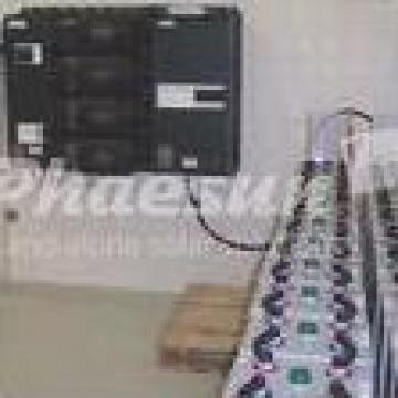 Kit solar de mare capacitate 3KW - 55.5 Kwh/luna de la Ecovolt