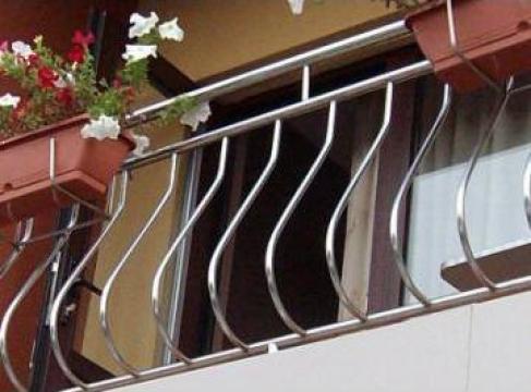 Balustrade inox balcon exterior