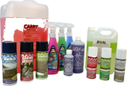 Spray pentru curatare bitum Notar de la Tehnic Clean System
