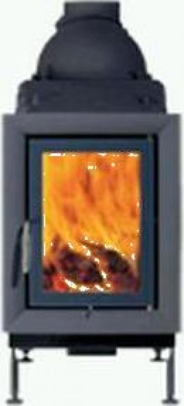 Soba de teracota moderne HKD 5.1 de la Seminee Germany Widmann Srl