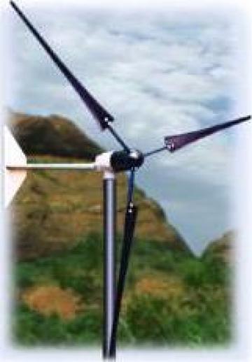 Turbine eoliene Skystream de la Ecovolt