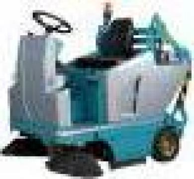 Masina de maturat pe benzina Dura 109 S de la Tehnic Clean System