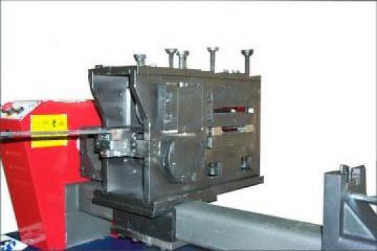 Masini mecanizate pentru amprentare Fier Forjat de la Infomark Srl.