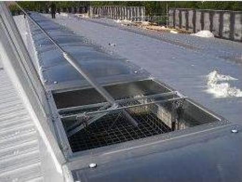 Montaj actionari pentru ferestre si trape de fum Constanta
