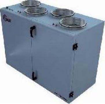 Centrala de tratare aer cu recuperator de caldura