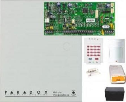 Sistem alarma imobil Paradox de la Vector Systems