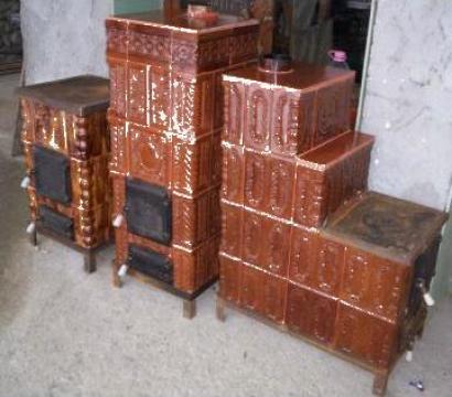 Sobe de teracota premontate corbi carpenul mic id for Dedeman sobe teracota cu plita