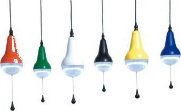 Lampa solara Ulitium de la Ecovolt