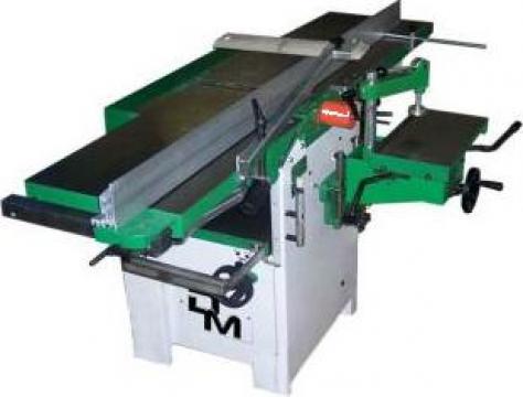 Masina combinata pentru lemn Abricht si grosime FSC 350 de la Cod 5A Prodcomserv Srl