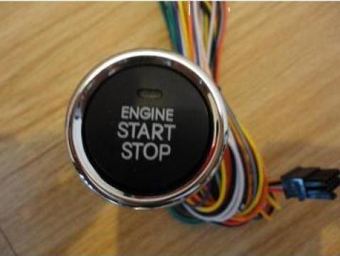 Buton de pornire a motorului Start-stop engine