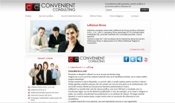 Infiintari puncte de lucru de la Convenient Consulting