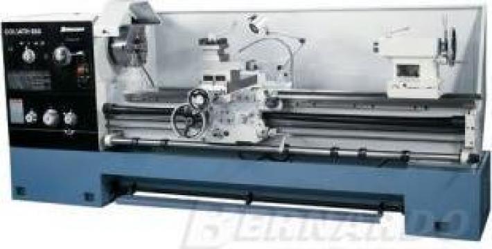 Masina de strunjit metale si prelucrari metalice Goliath 660 de la Cod 5A Prodcomserv Srl