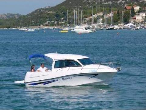 Ambarcatiune Bluestar Holiday de la Yachtpark Kft.