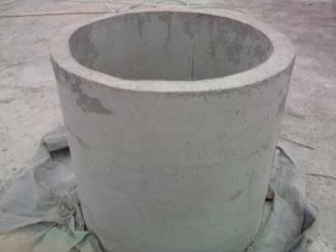 Tuburi fantana din beton 950x950x8 de la Gurgui Neculai Iancu I.I.
