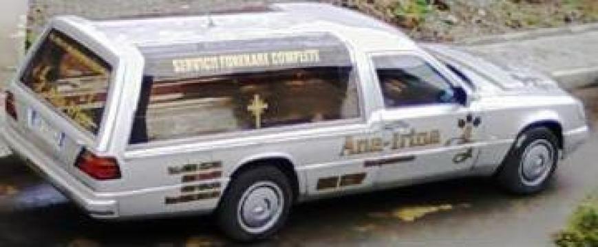 Transport funerar autorizat Iasi de la Servicii Funerare Ana-Irina