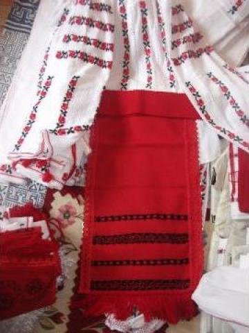 Costum popular femei Muntenia