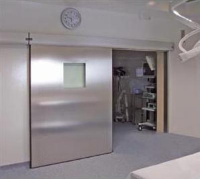 Usi de spital culisante de la Gamaterm Design
