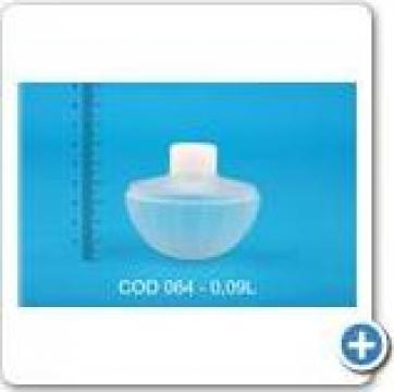 Recipient plastic la 0,09 l de la Vanmar Impex Srl